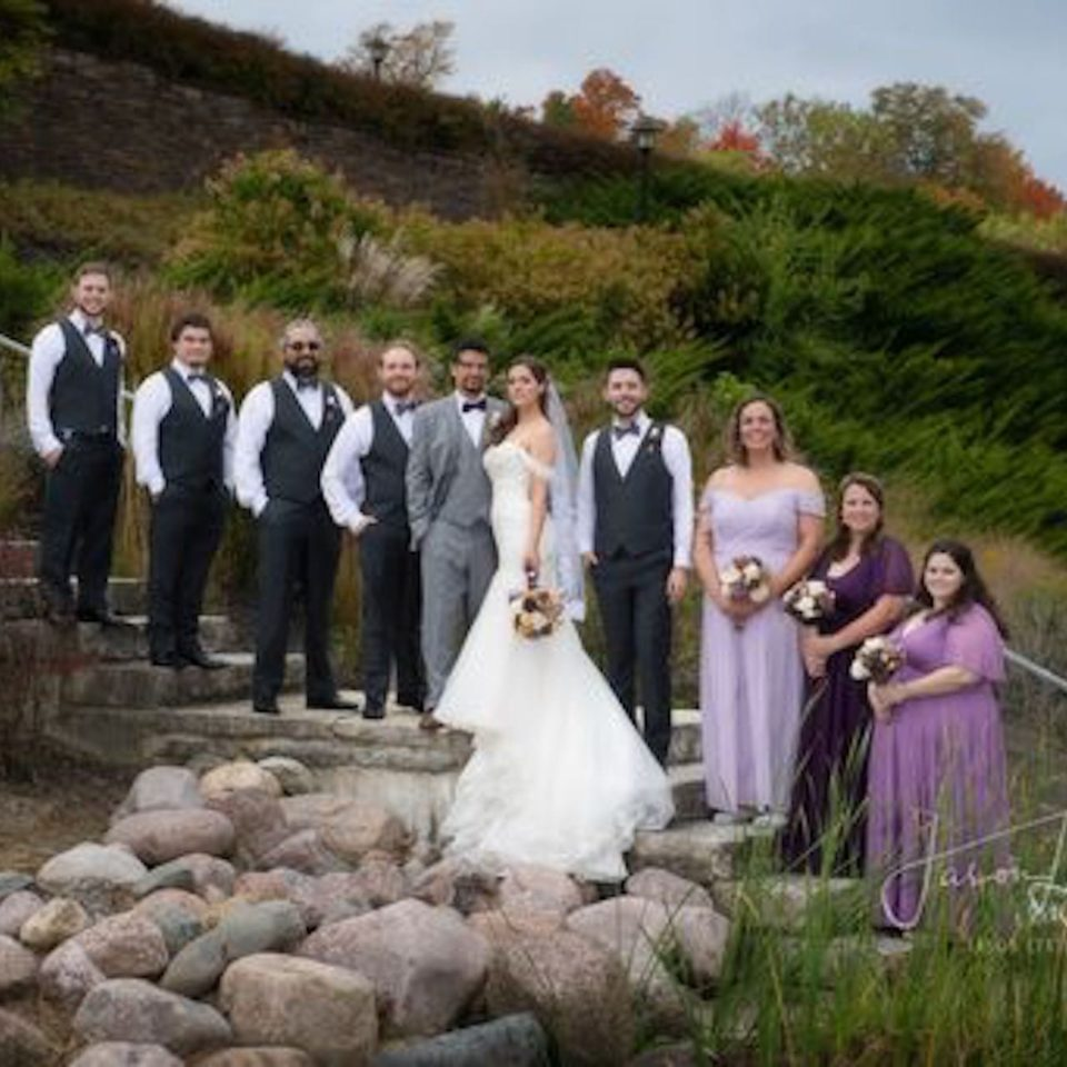 Ashleigh Bridal Party Stones