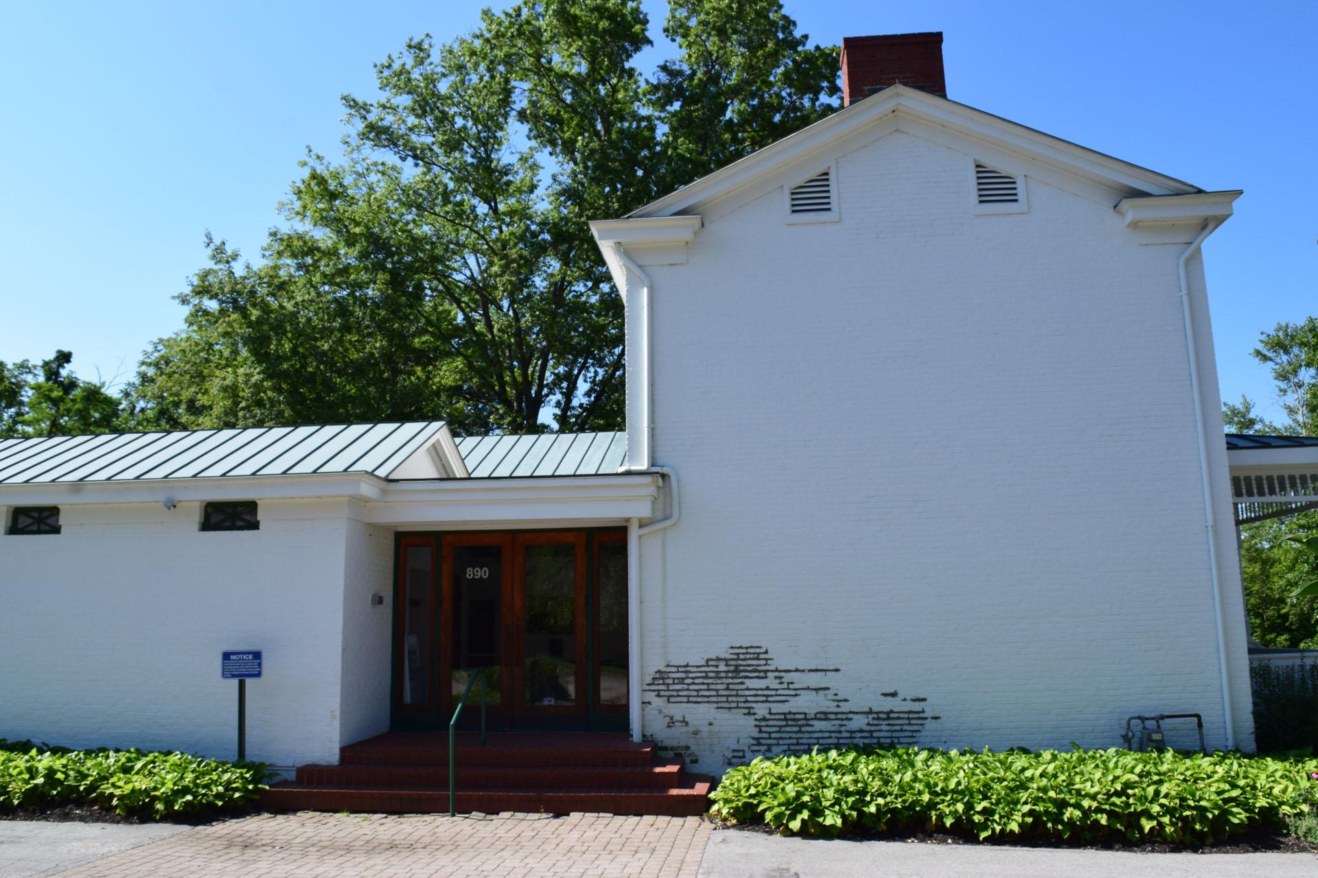 Main Entrance Heritage Center