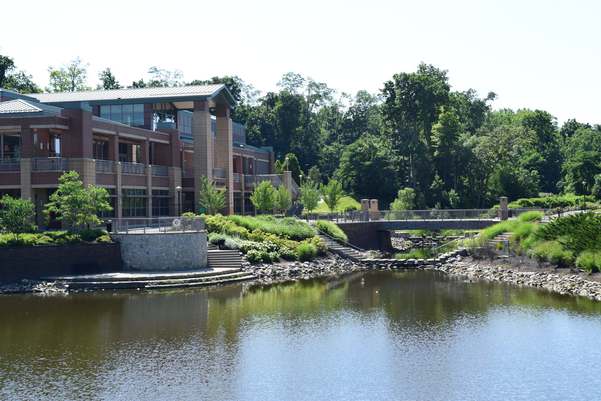 Anderson Center Lake View